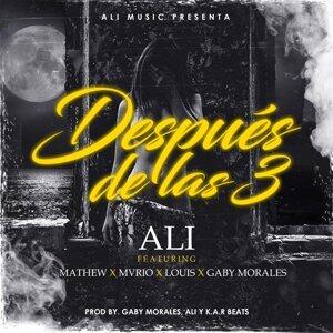 Despues de las 3 (feat. Mathew, Mvrio, Louis & Gaby Morales)