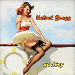 "Velvet Brass Medley: You're Driving Me Crazy / Skyliner / But Not for Me / The Man I Love / Cherokee / Me and My Shadow / Take the ""A"" Train / By the Beautiful Sea / Am I Blue? / What's New? / Girl of My Dreams / My Buddy / I Can't Believe That You're In"