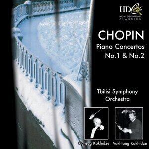 Piano Concertos No.1 & No.2
