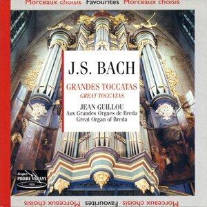 Bach : Grandes toccatas