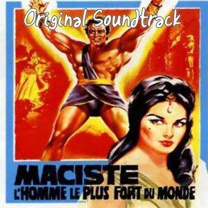 """La corsa delle bighe - Dalla colonna sonora di """"Maciste l'eroe più grande del mondo"""""""