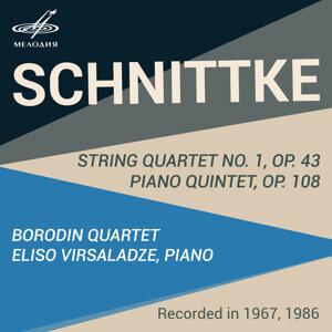 Schnittke: String Quartet & Piano Quintet