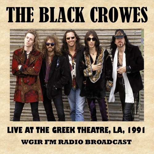 Live at the Greek Theatre, La, 1991 (FM Radio Broadcast)
