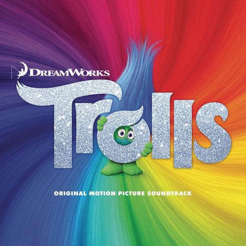 TROLLS (Original Motion Picture Soundtrack) (魔髮精靈) - Original Motion Picture Soundtrack