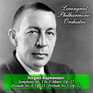Serguéi Rajmáninov: Symphony No. 2 In D Minor, Op. 27 / Prelude No. 4, Op. 23 / Prelude No.5, Op. 32