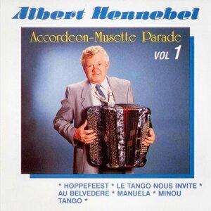 Accordéon-Musette Parade, Vol 1