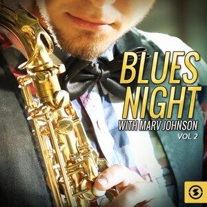 Blues Night with Marv Johnson, Vol. 2
