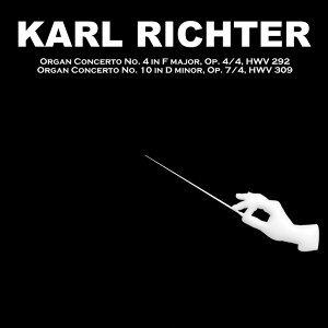 Organ Concerto No. 4 & No. 10