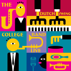 The Dutch Swing College Band (Live)