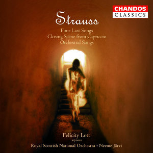 Strauss: 4 Last Songs / Closing Scene From Capriccio / Orchestral Songs