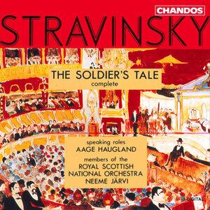 Stravinsky: Histoire Du Soldat