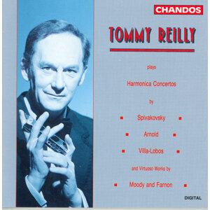 Spivakovsky / Arnold / Villa-Lobos: Harmonica Concertos