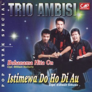 Pop Batak Special - Trio Ambisi, Vol. 2