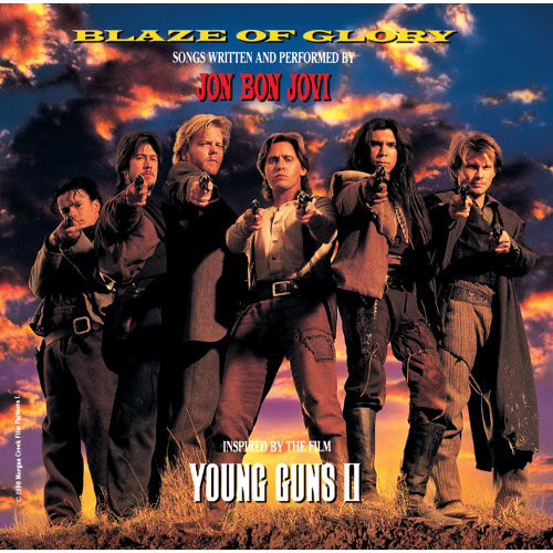 """Billy Get Your Guns - From """"Young Guns II"""" Soundtrack"""