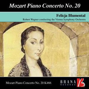 Mozart Piano Concerto, No. 20