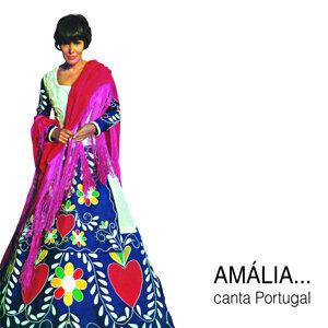 Amália… canta Portugal