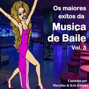 Os Maiores Êxitos da Musica de Baile Vol. 3