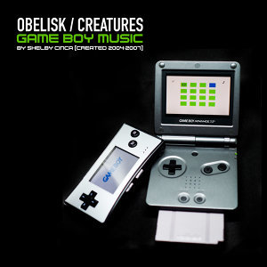 Obelisk / Creatures (Game Boy Music 2004-2007)