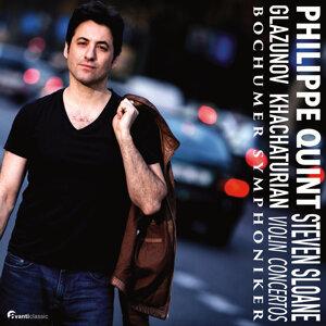Philippe Quint Plays Glazunov & Khachaturian Violin Concertos