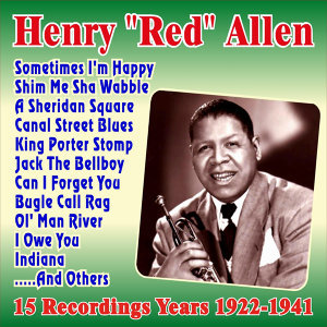 15 Recordings Years 1922-1941