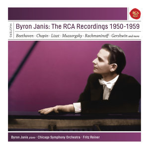 Byron Janis - The RCA Recordings 1950-1959