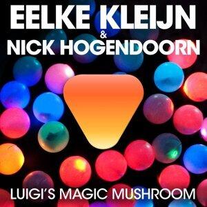 Luigi's Magic Mushroom