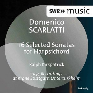 D. Scarlatti: 16 Selected Sonatas for Harpsichord
