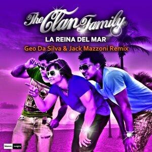La Reina del Mar - Geo Da Silva & Jack Mazzoni Radio Remix