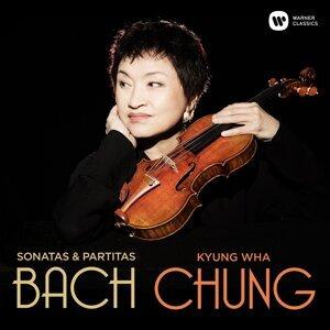 Bach: Complete Sonatas & Partitas for Violin Solo (巴哈:無伴奏小提琴組曲與奏鳴曲)
