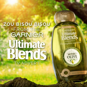 "Zou Bisou Bisou (From the Garnier Ultimate Blends ""Mythic Olive"" T.V. Advert)"