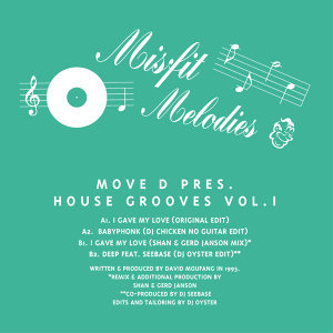 Move D Presents House Grooves Vol. 1