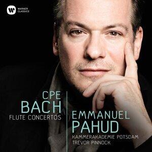 CPE Bach Flute Concertos (C.P.E.巴哈:三首長笛協奏曲)
