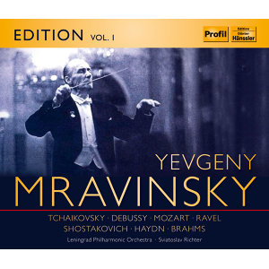 Mravinsky Edition, Vol. 1