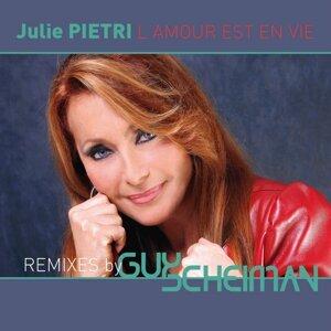 L'amour est en vie - Remixes