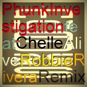 Alive - Robbie Rivera Remix