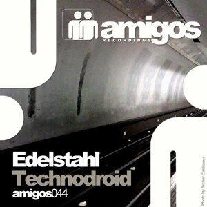 Amigos 044 Edelstahl L Technodroid L Album