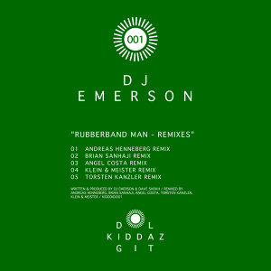 Rubberband Man Remixes