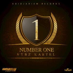 Vybz Kartel - Number One - Single