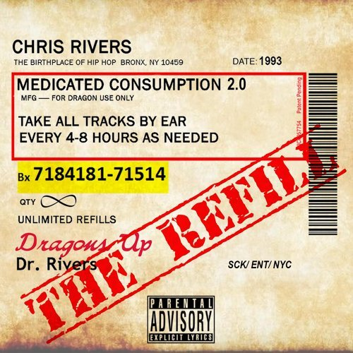Medicated Consumption 2.0. the Refill