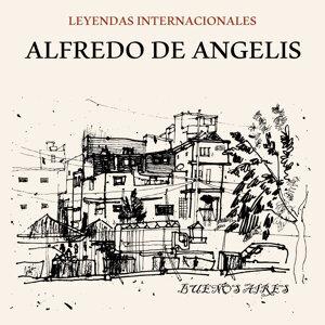 Alfredo de Angelis: Leyendas Internacionales
