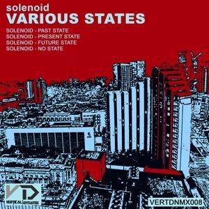 Various States
