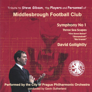 David. F. Golightly Symphony no 1