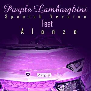 Purple Lamborghini (Spanish)