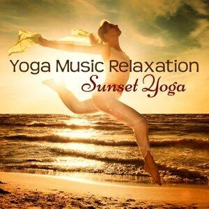 Yoga Music Relaxation – Sunset Yoga Mood Music Soothing Sounds