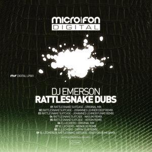 Rattlesnake Dubs LP