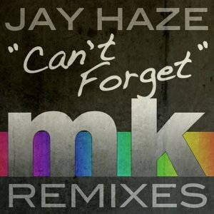 Can't Forget - The MK Remixes