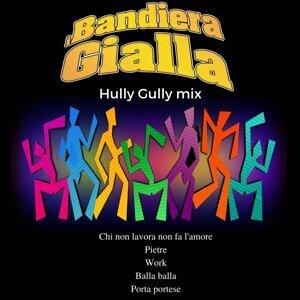 Hully Gully Mix: Chi non lavora non fa l'amore / Pietre / Work / Balla balla / Porta Portese