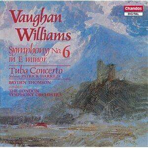 Vaughan Williams: Symphony No. 6 / Bass Tuba Concerto