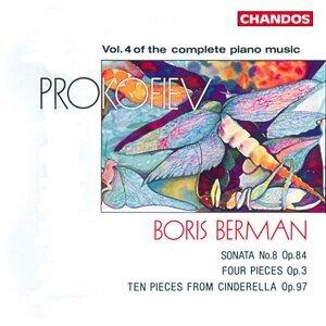 Prokofiev: Complete Piano Music, Vol. 4