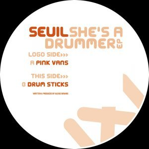 She's a Drummer EP